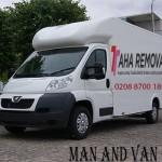 man and van epsom
