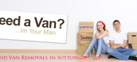 man and van sutton